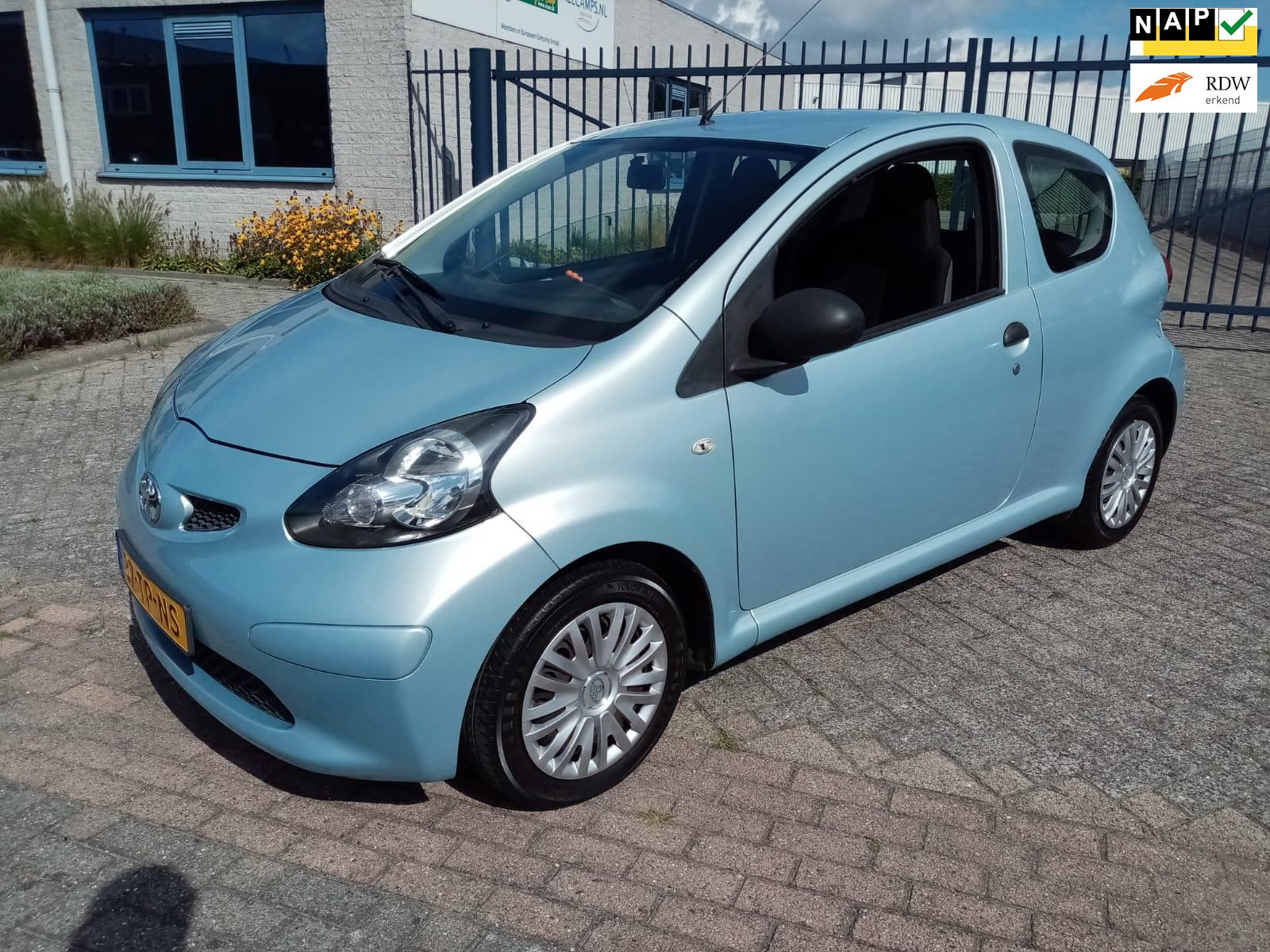 Toyota Aygo occasion - LuCars