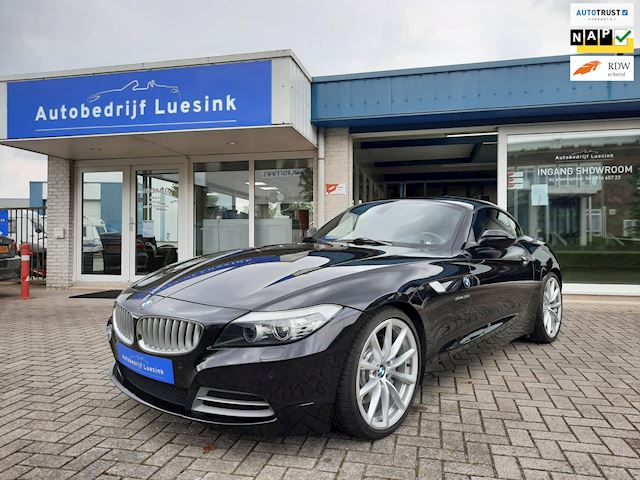 BMW Z4 Roadster SDrive35i High Executive Zeer Goede Staat! M-Chassis, Elek Stoel, Navi, PDC Bluetooth, BMW LM Velgen Alarm etc..