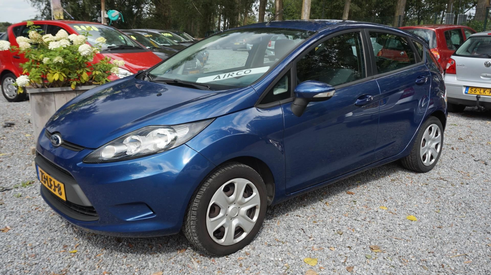 Ford Fiesta occasion - Ferry Meulenbroek Auto's