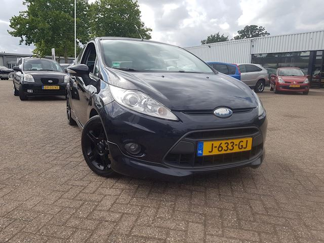 Ford Fiesta occasion - Twin cars