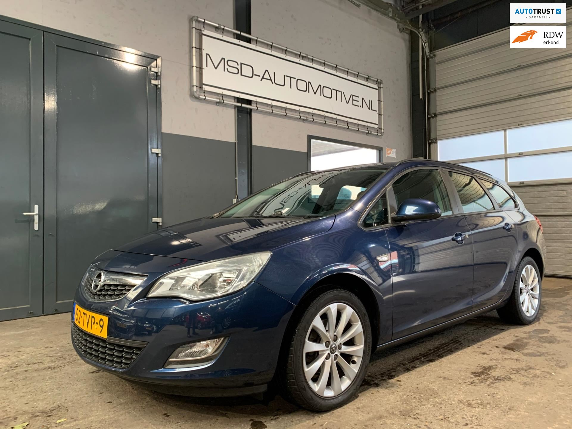 Opel Astra Sports Tourer occasion - MSD Automotive