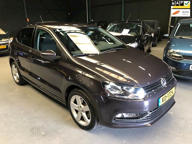 Volkswagen Polo 1.0 TSI Highline LET OP 110 PK