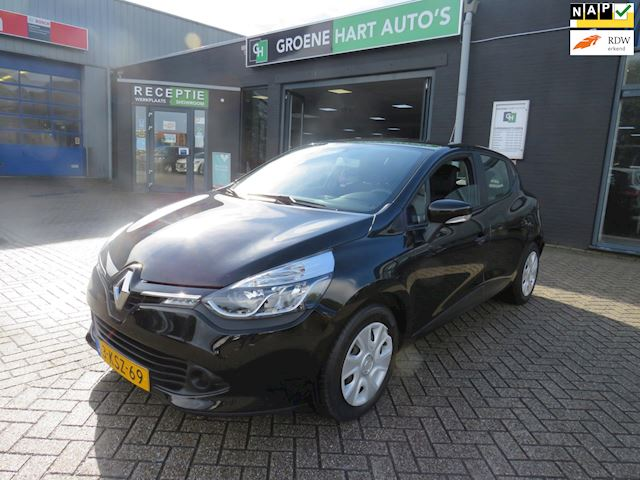 Renault Clio 0.9 TCe  Expression/5-DRS/AIRCO/NAVI/NAP