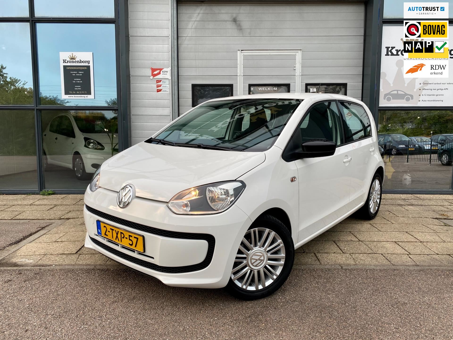 Volkswagen Up occasion - Kronenborg