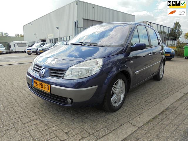 Renault Scénic 2.0-16V Expression Luxe, AUTOMAAT, NAP