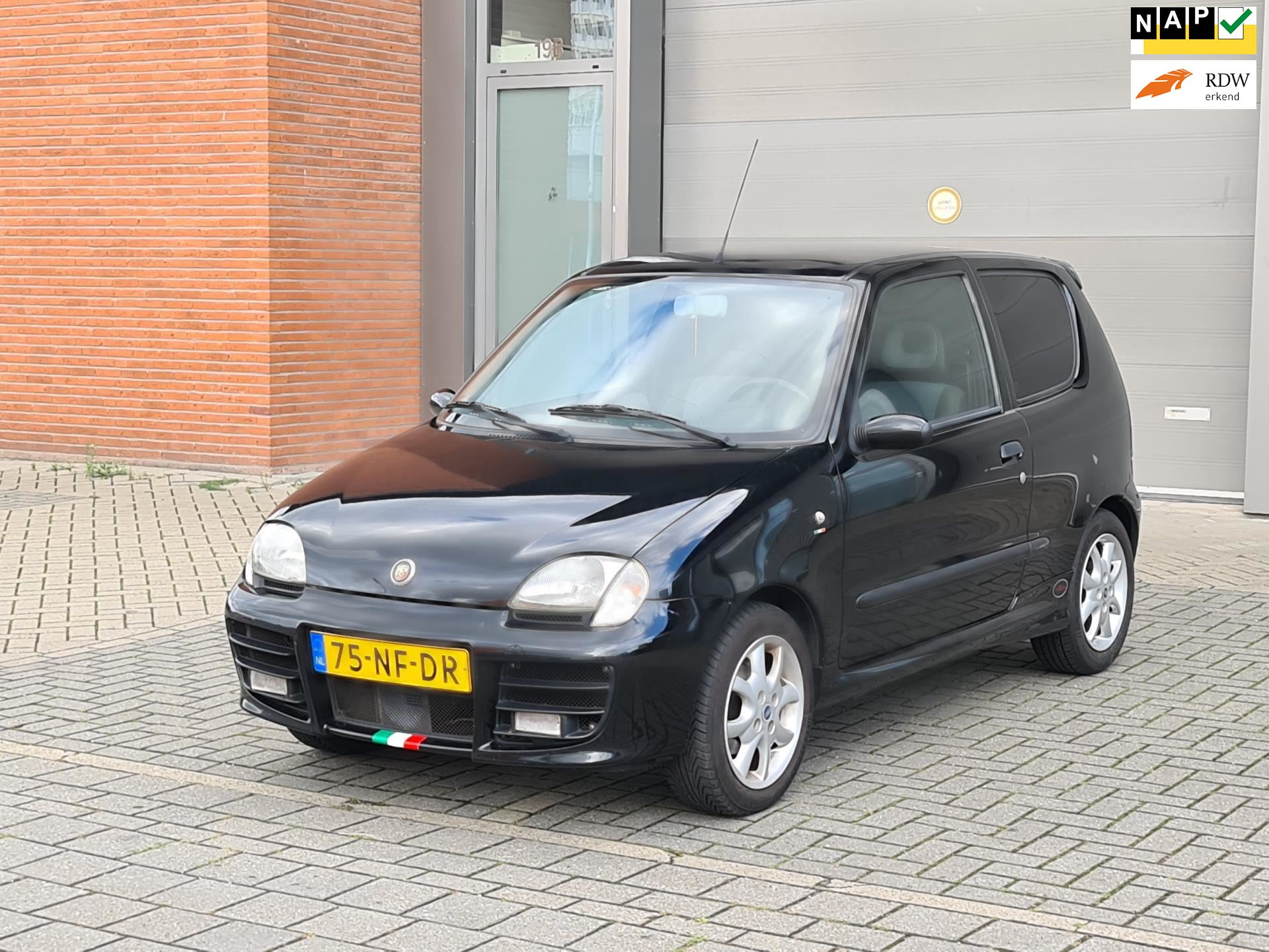 Fiat Seicento occasion - Staal Cars