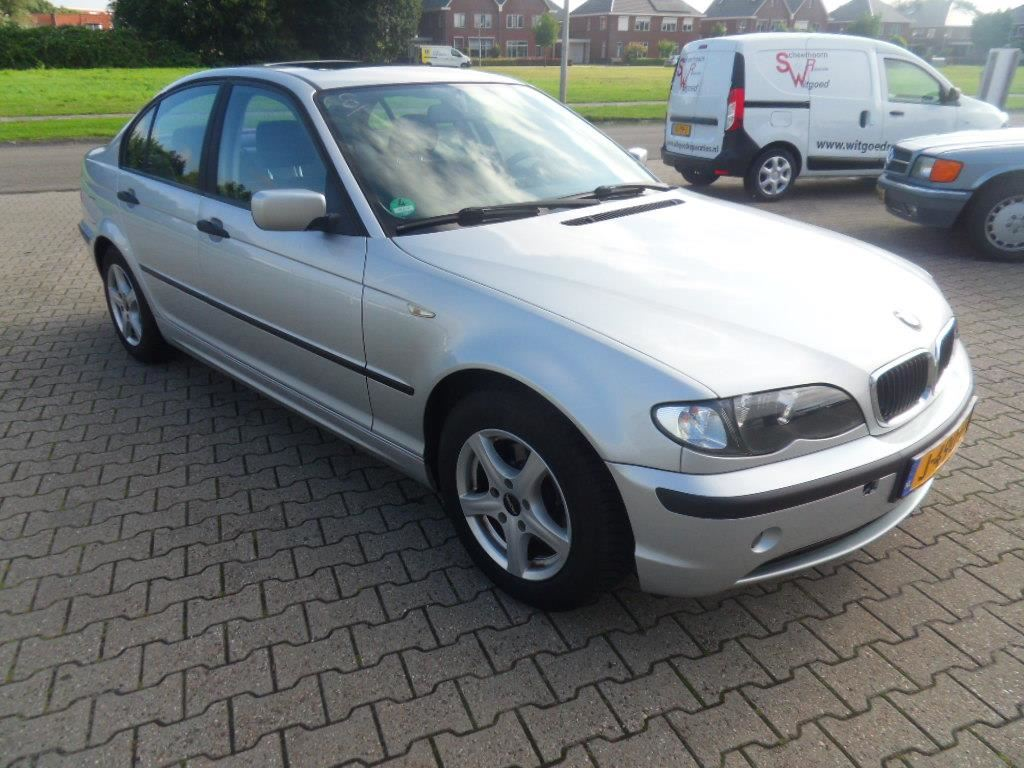 BMW 3-serie occasion - Luttmer Autoservice