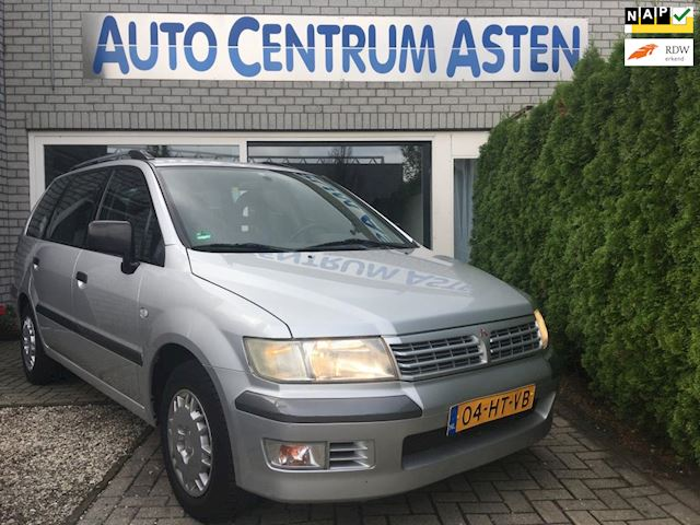 Mitsubishi Space Wagon 2.0 GLXi Vista 6  persoons prachtige staat