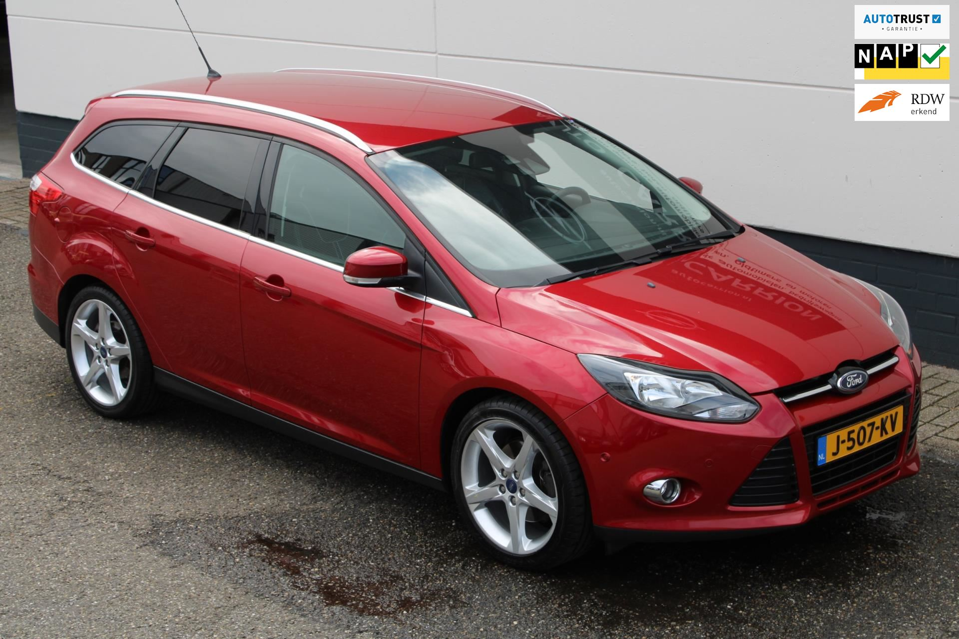 Ford Focus Wagon occasion - CARRION