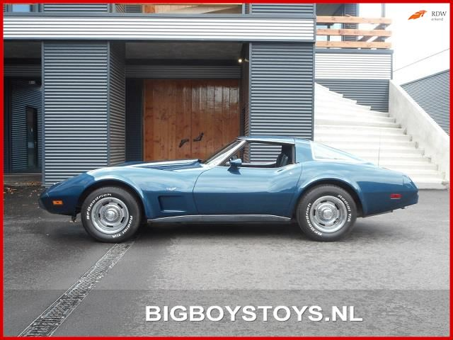 Chevrolet USA Corvette occasion - Big Boys Toys B.V.
