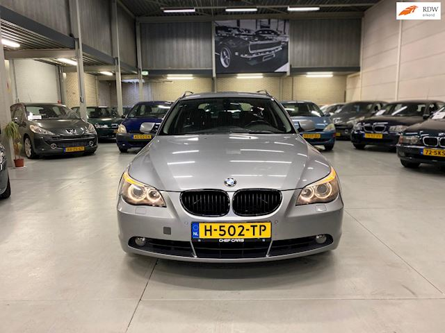 BMW 535D occasion - Chef Cars