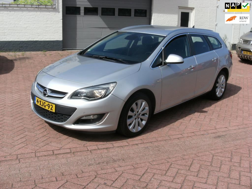Opel Astra Sports Tourer occasion - Angelo Cars