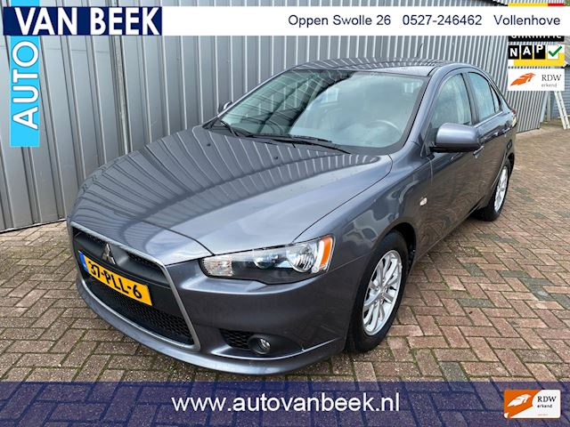 Mitsubishi Lancer Sportback 1.6 Edition Two