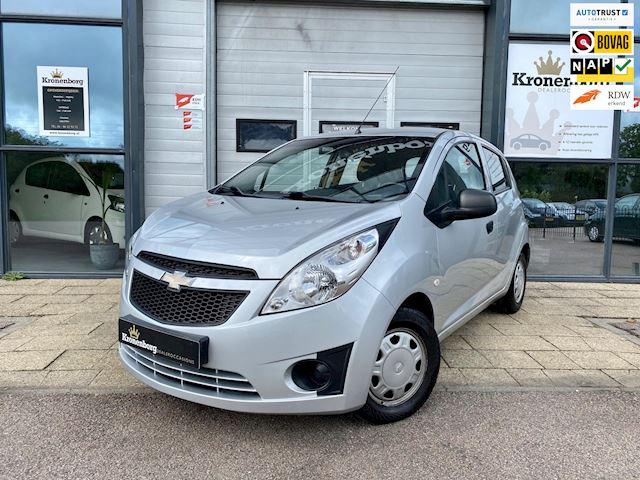 Chevrolet Spark 1.0 16V LS Bi-Fuel 1e Eig, Nieuwstaat, NAP, Airco