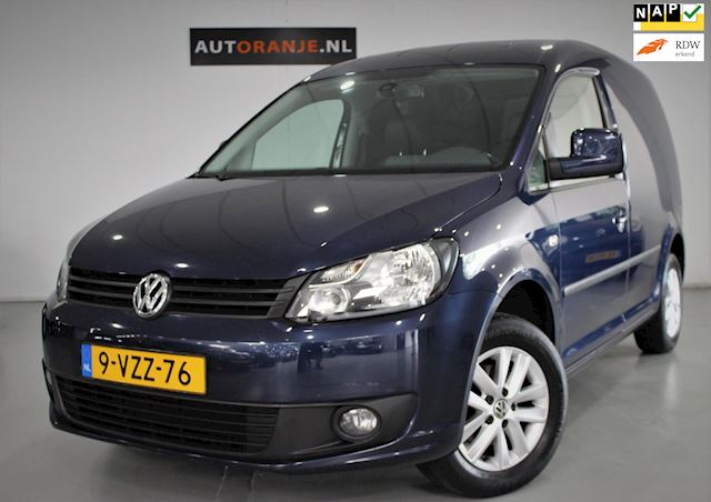 Volkswagen Caddy 1.6 TDI BMT Clima, Cr Control, NAVI, PDC Achter.