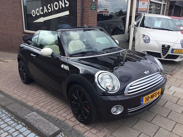Mini Mini Cabrio 1.6 Cooper Pepper