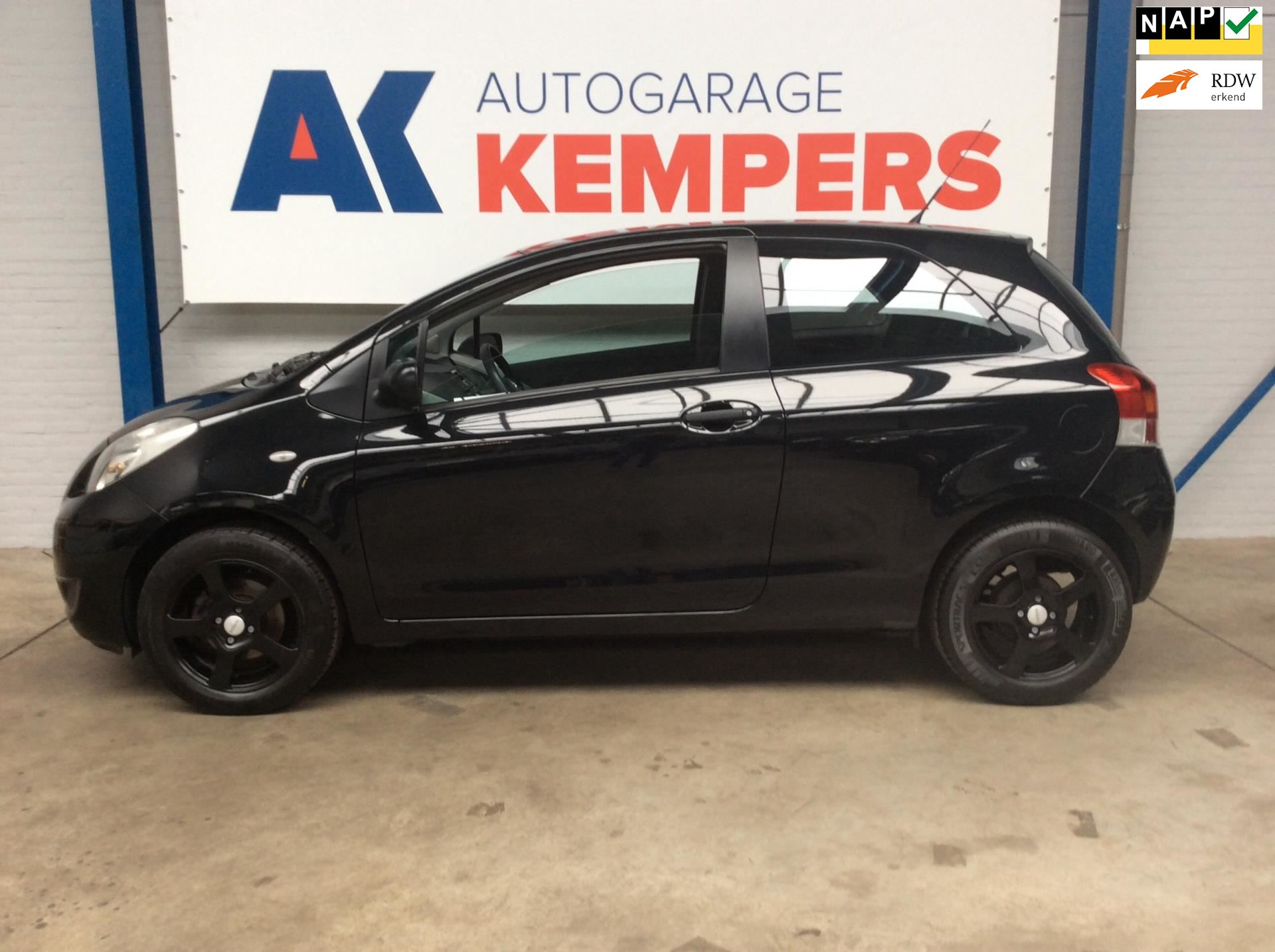 Toyota Yaris occasion - Autogarage Kempers