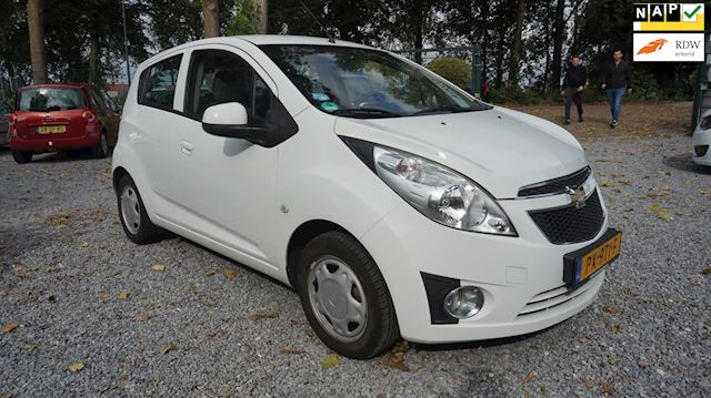 Chevrolet Spark occasion - Ferry Meulenbroek Auto's