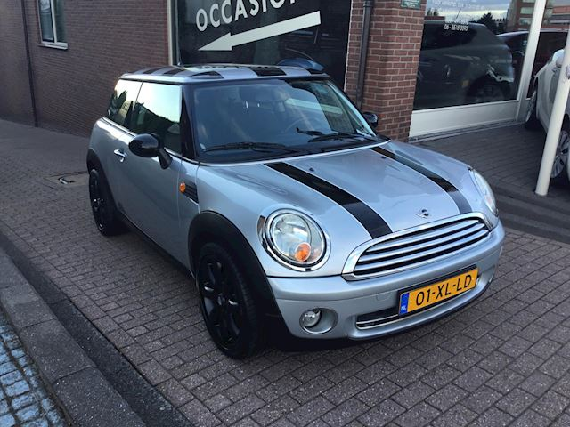 Mini Mini 1.4 One Pepper airco zeer mooi