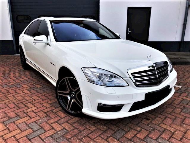 Mercedes-Benz S-klasse 600 Lang (incl BTW)