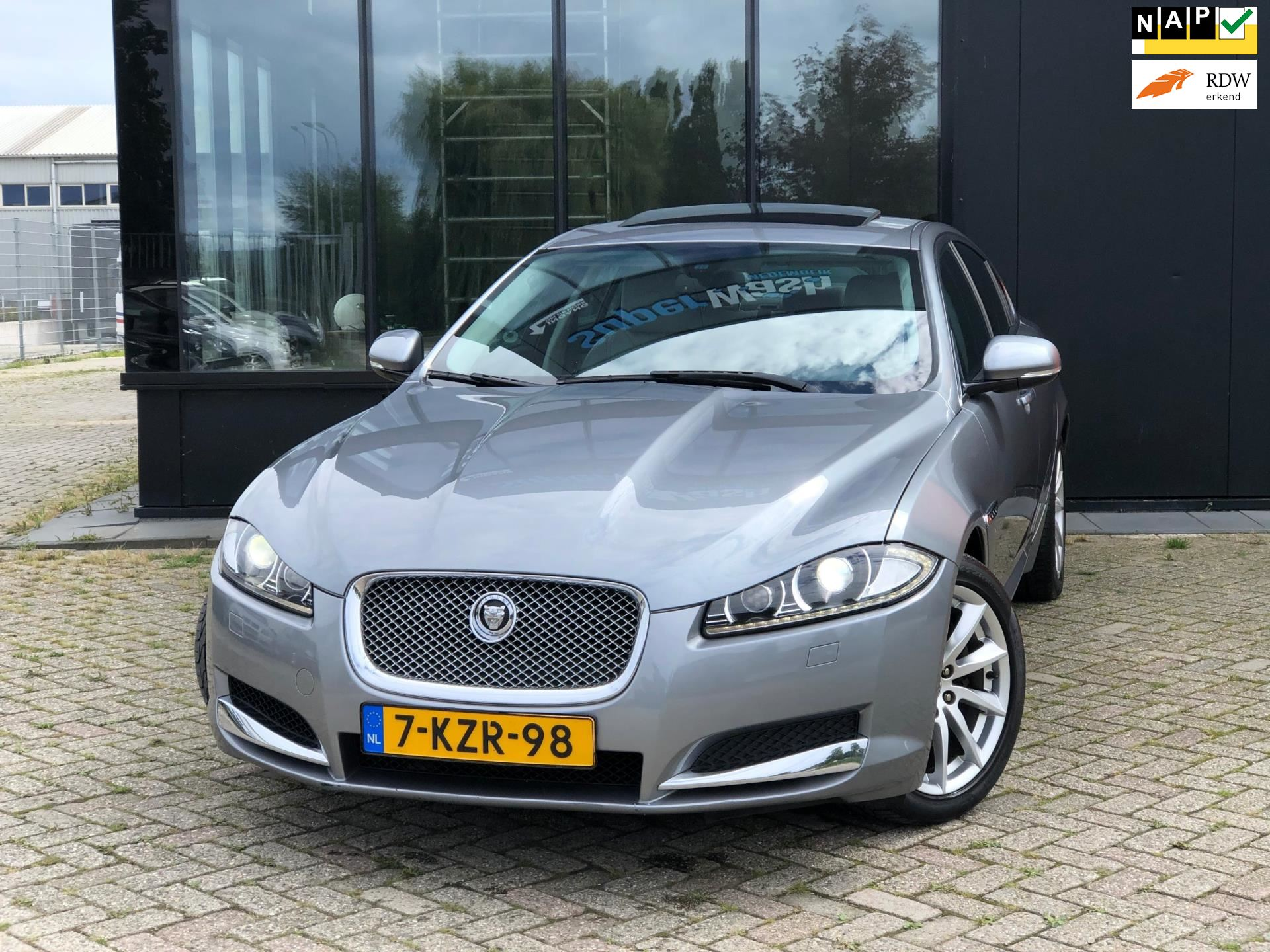Jaguar XF occasion - Memo Automotive
