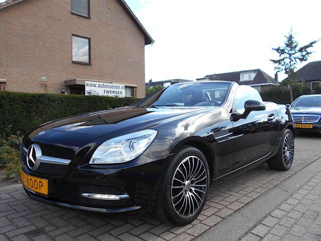 Mercedes-Benz SLK-klasse 200 AUT. NAVIGATIE|AIRSCARF|STOELVERWARMING|PARKEERSENSOREN|DEALER-ONDERHOUDEN