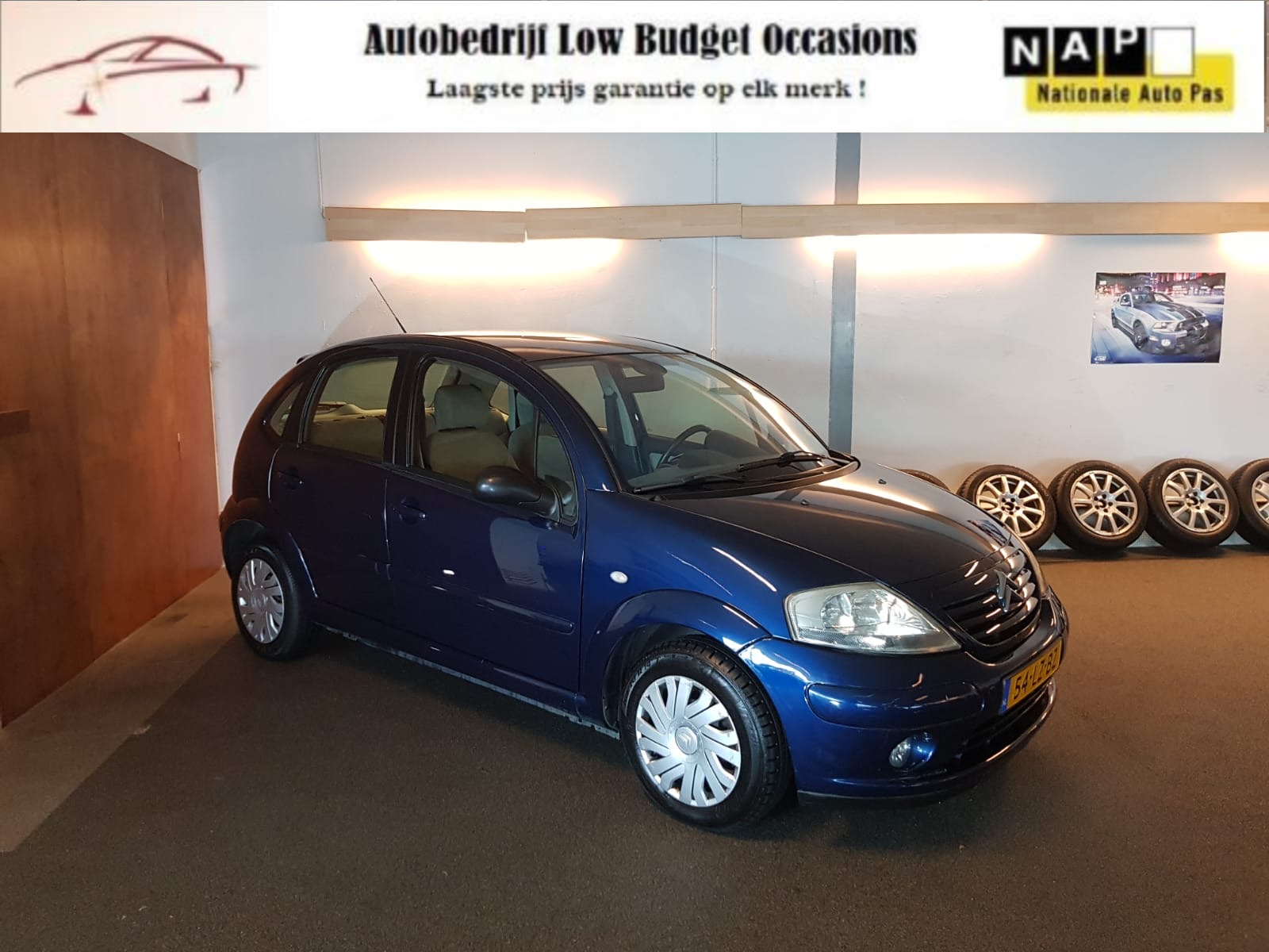 Citroen C3 occasion - Low Budget Occasions