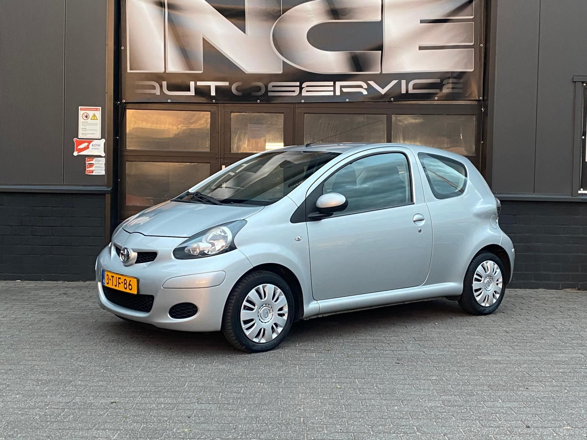 Toyota Aygo occasion - Ince Autoservice