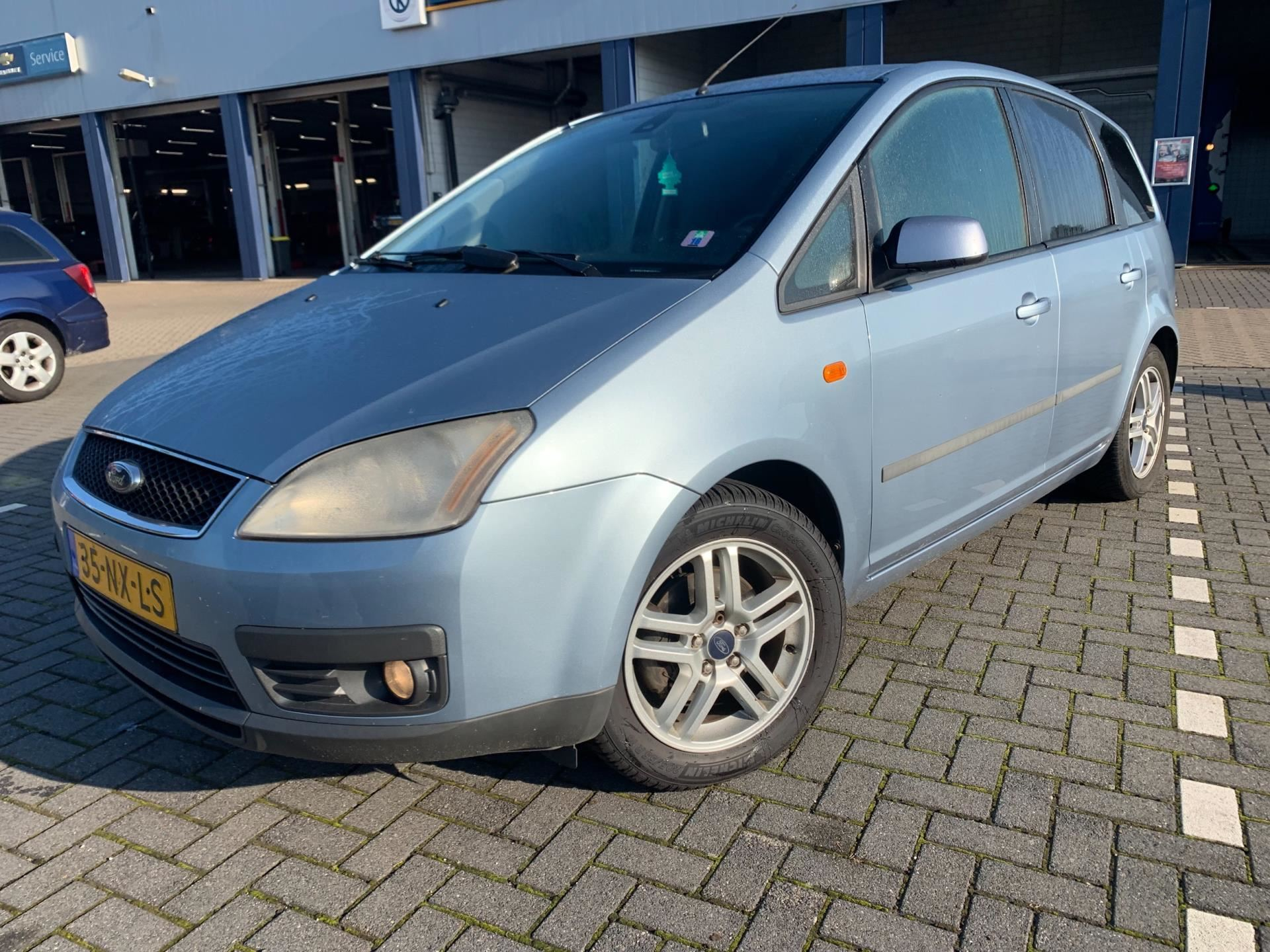Ford Focus C-Max occasion - Van der Made Auto's