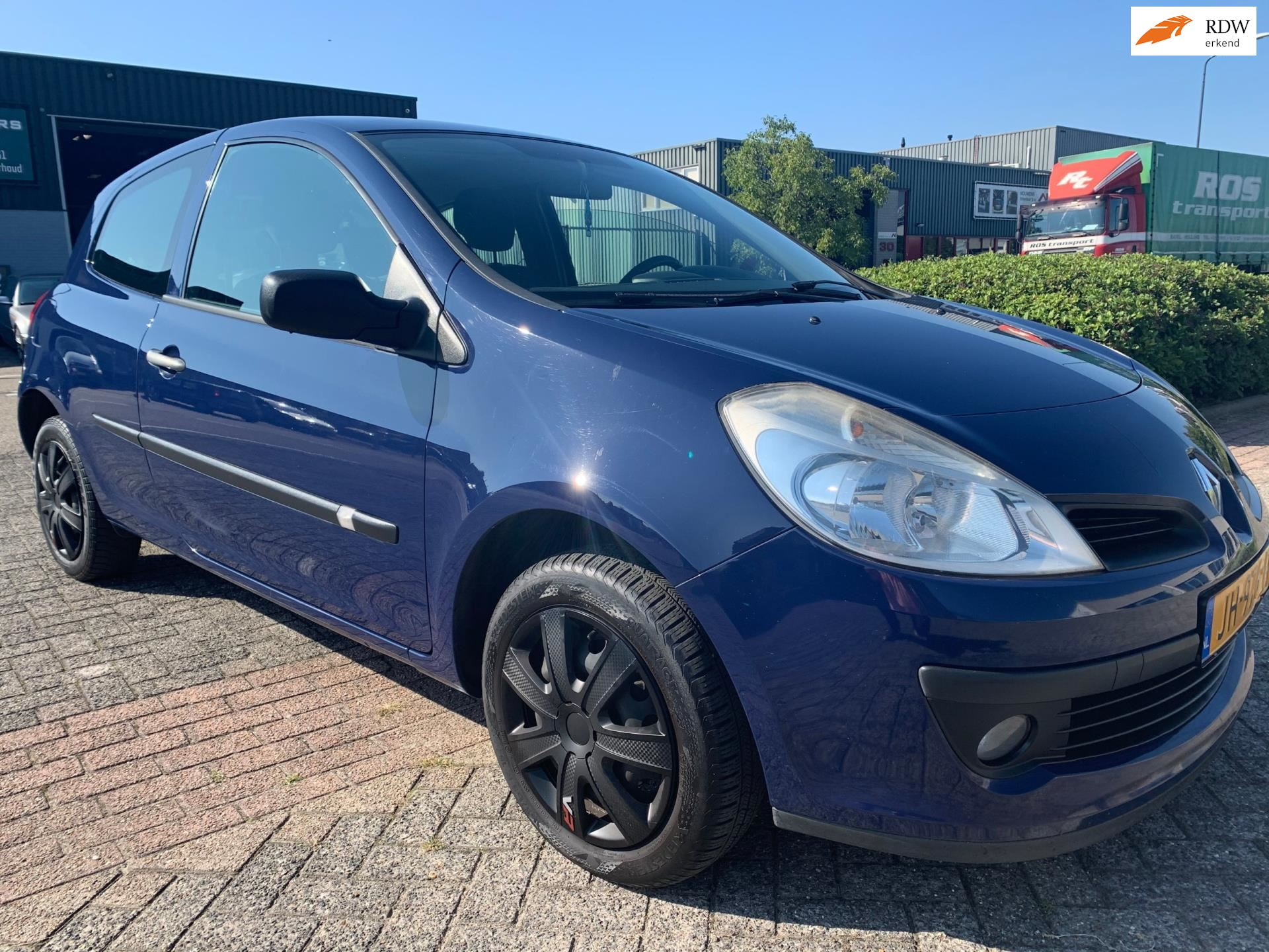 Renault Clio occasion - LuCars