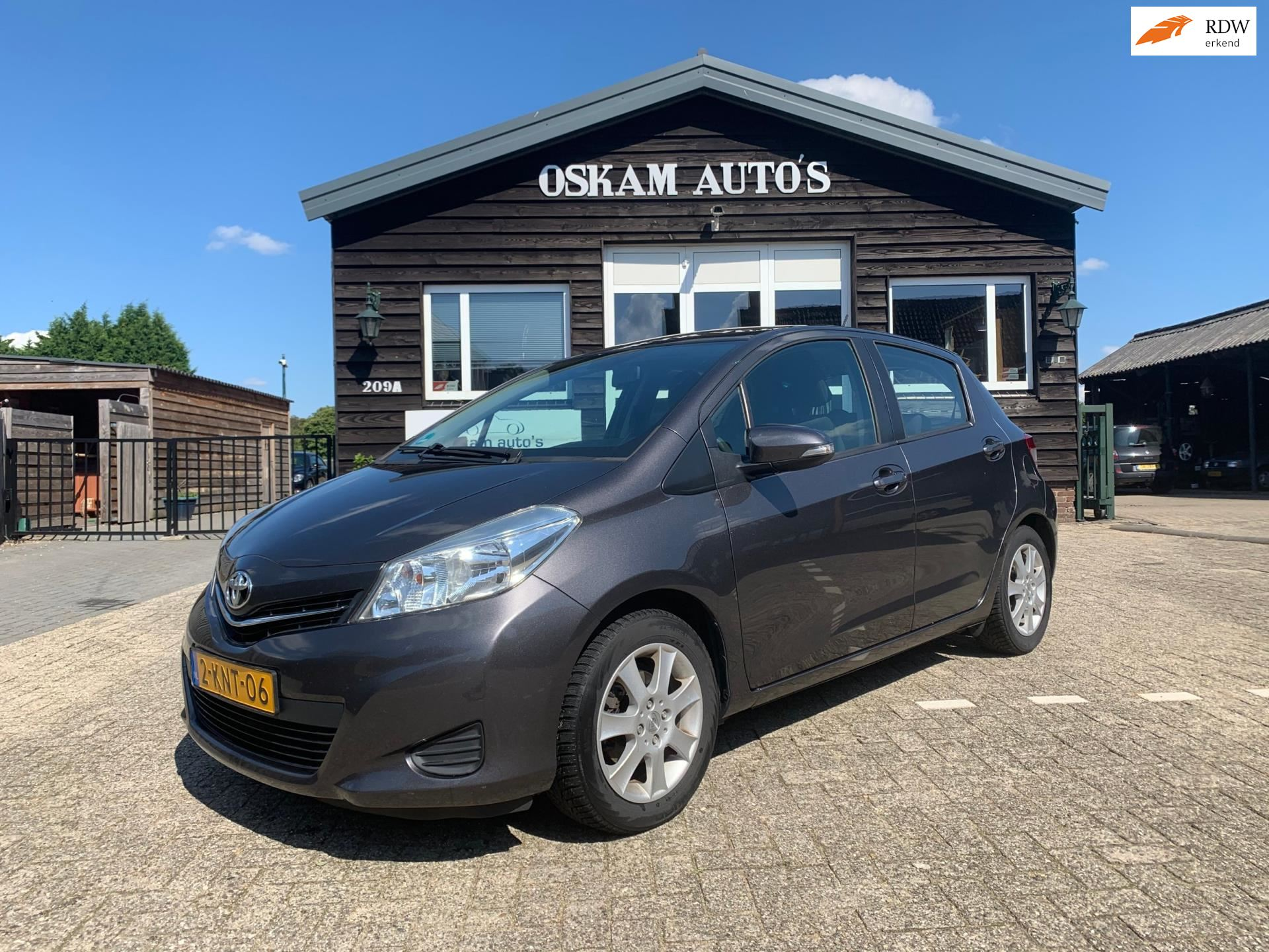 Toyota Yaris occasion - Oskam Auto's