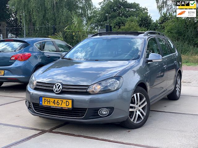 Volkswagen Golf Variant 1.6 TDI Highline BlueMotion VOL ONDERHOUDEN