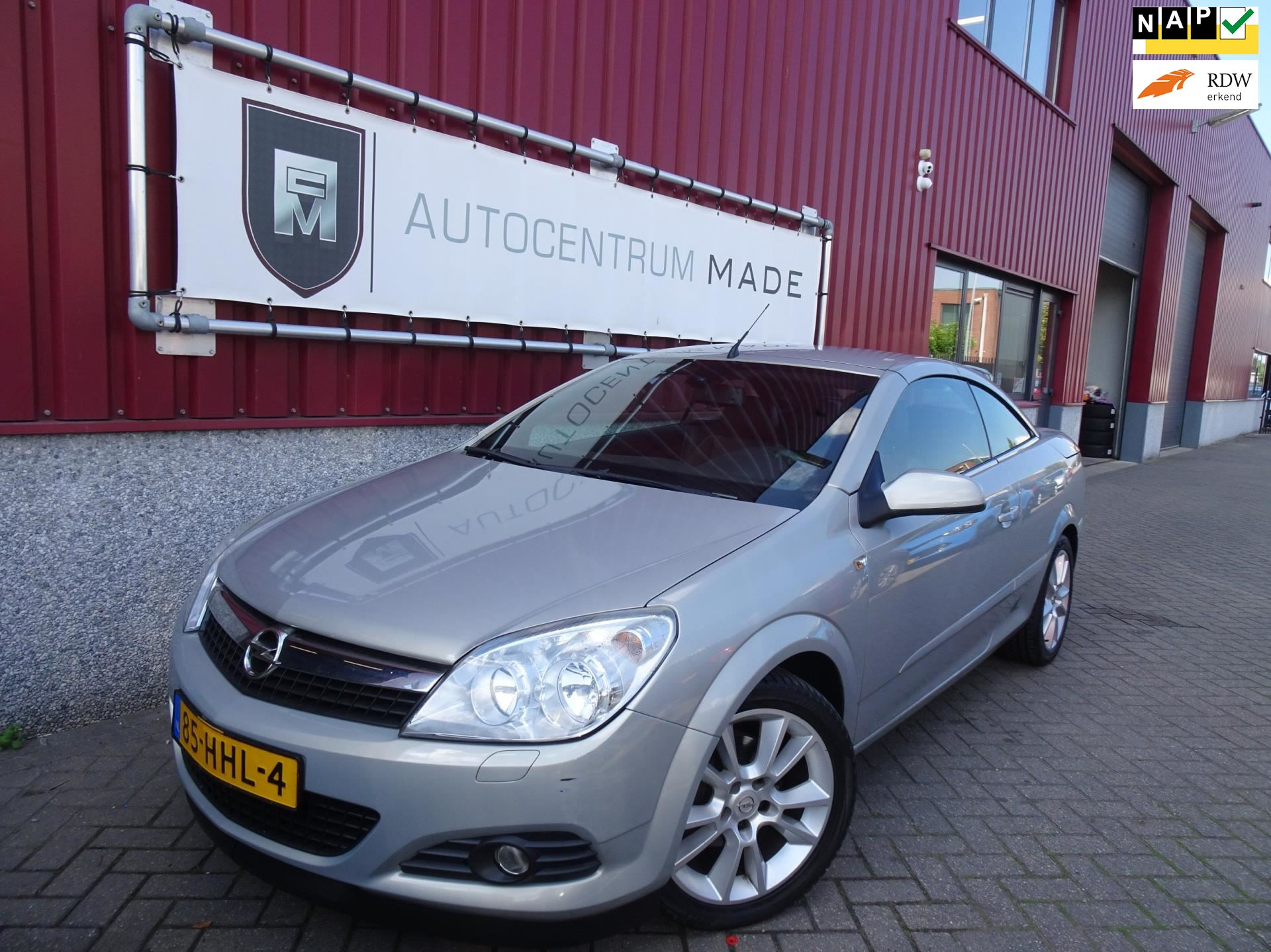 Opel Astra TwinTop occasion - Auto Centrum Made