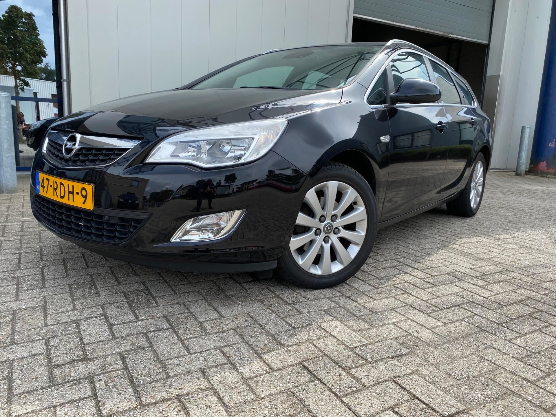 Opel Astra Sports Tourer occasion - Auto Groothandel Waalre
