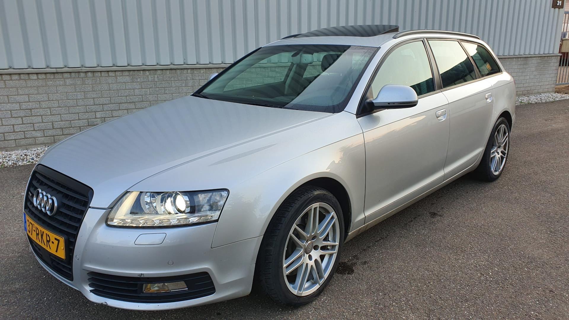Audi A6 Avant occasion - Terborg Auto's