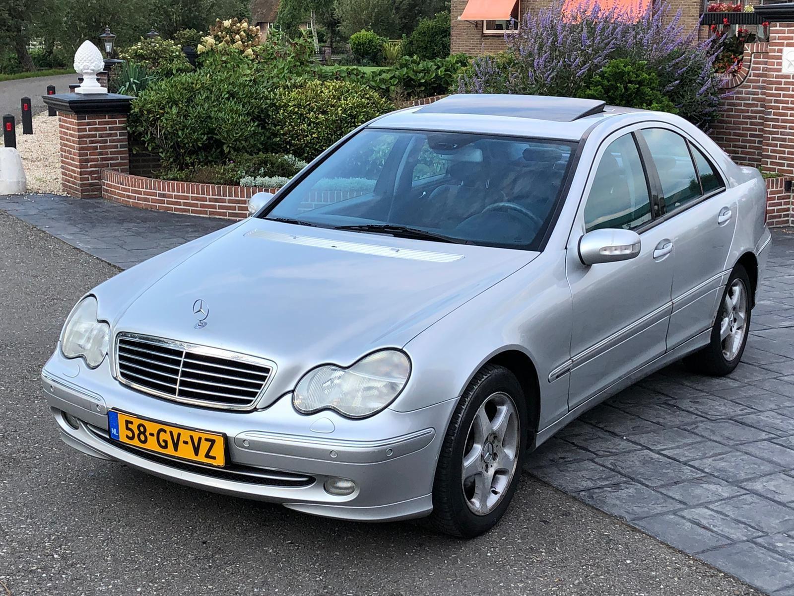 Mercedes-Benz C-klasse occasion - Autobedrijf Oudewater