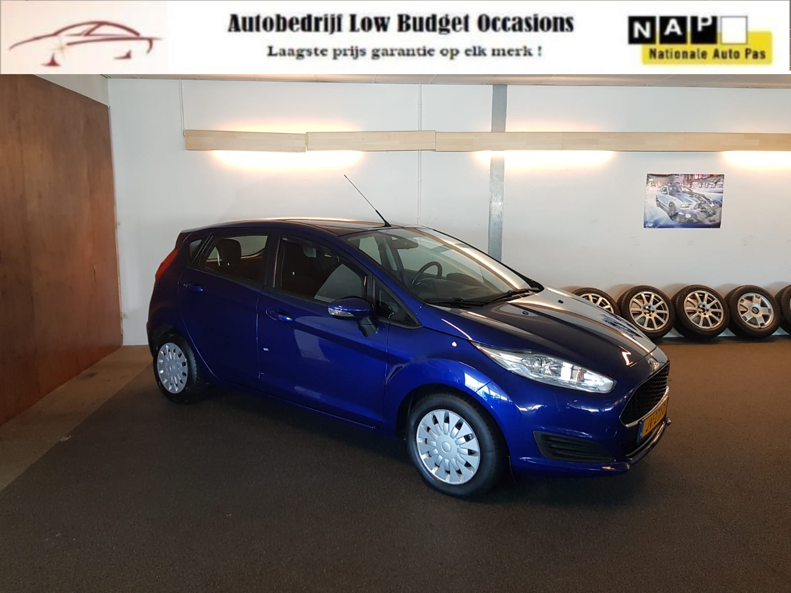 Ford Fiesta occasion - Low Budget Occasions