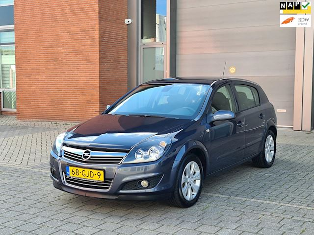 Opel Astra 1.6 Business_AIRCO