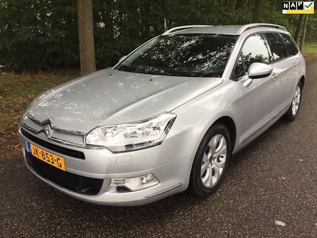 Citroen C5 Tourer 2.0 HDi Business, 6 bak, airco,163 PK
