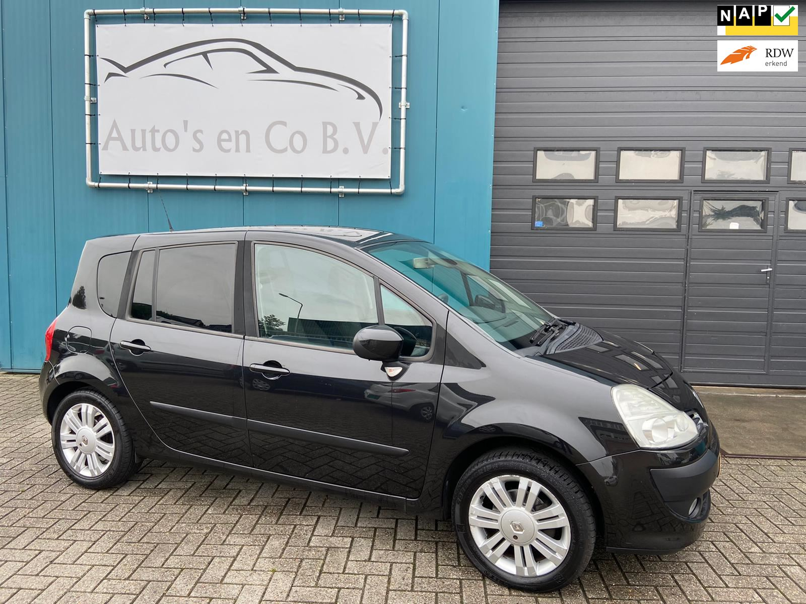 Renault Grand Modus occasion - Auto's en Co B.V.