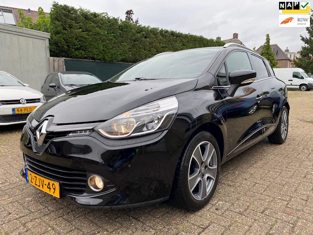 Renault Clio Estate 0.9 TCe Night&Day / Navigatie