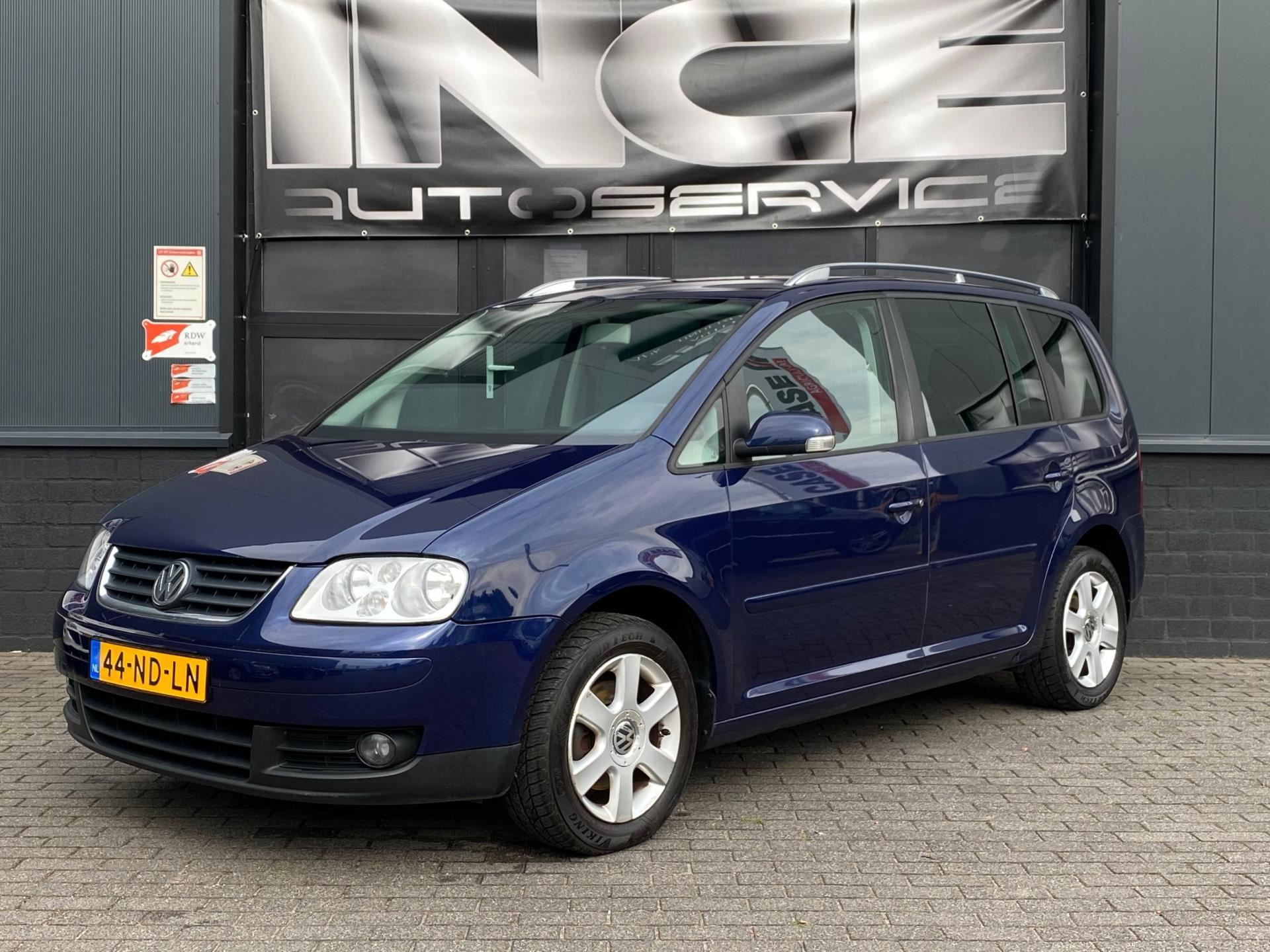 Volkswagen Touran occasion - Ince Autoservice