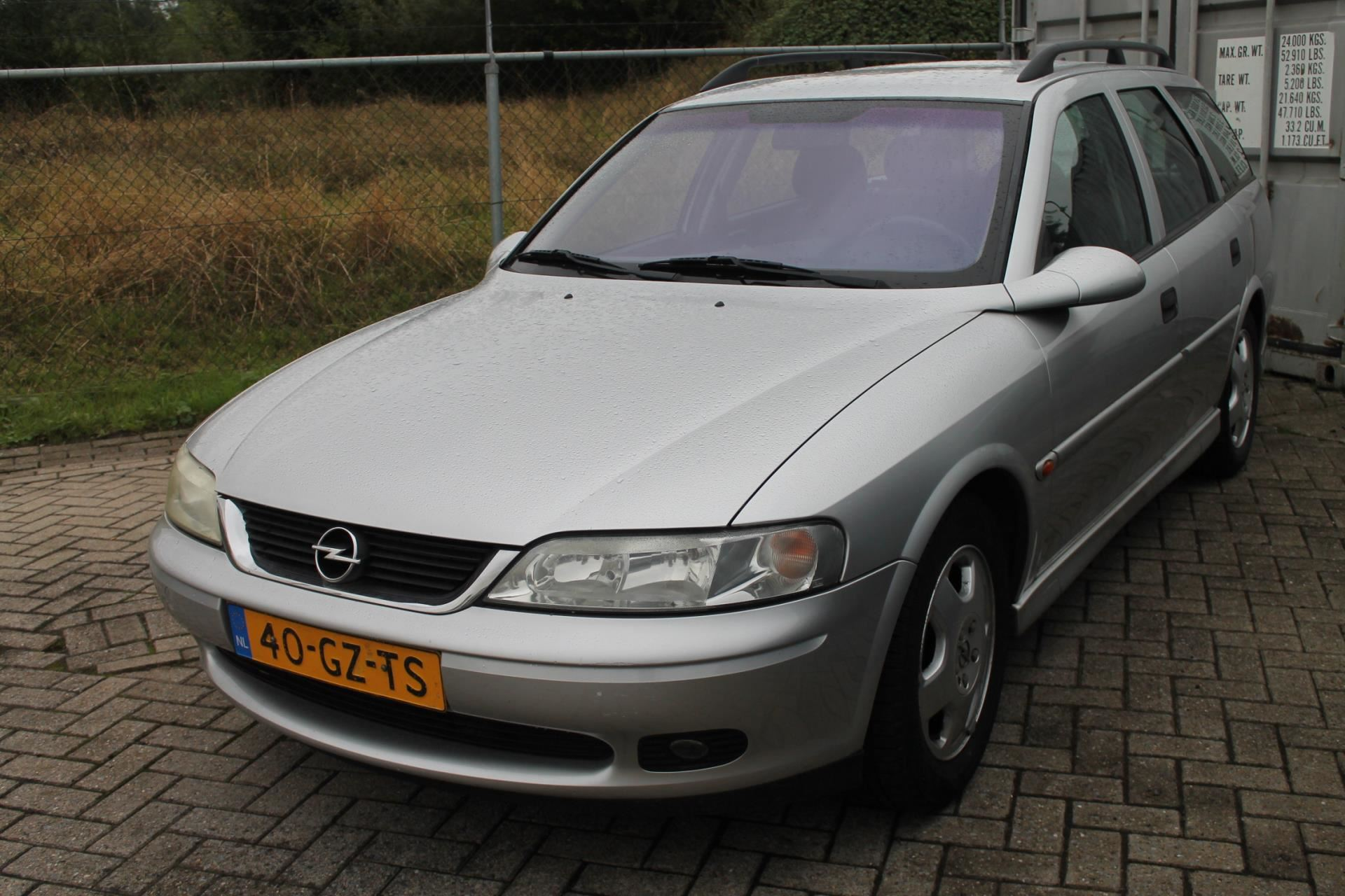 Opel Vectra Wagon occasion - WSR Transport