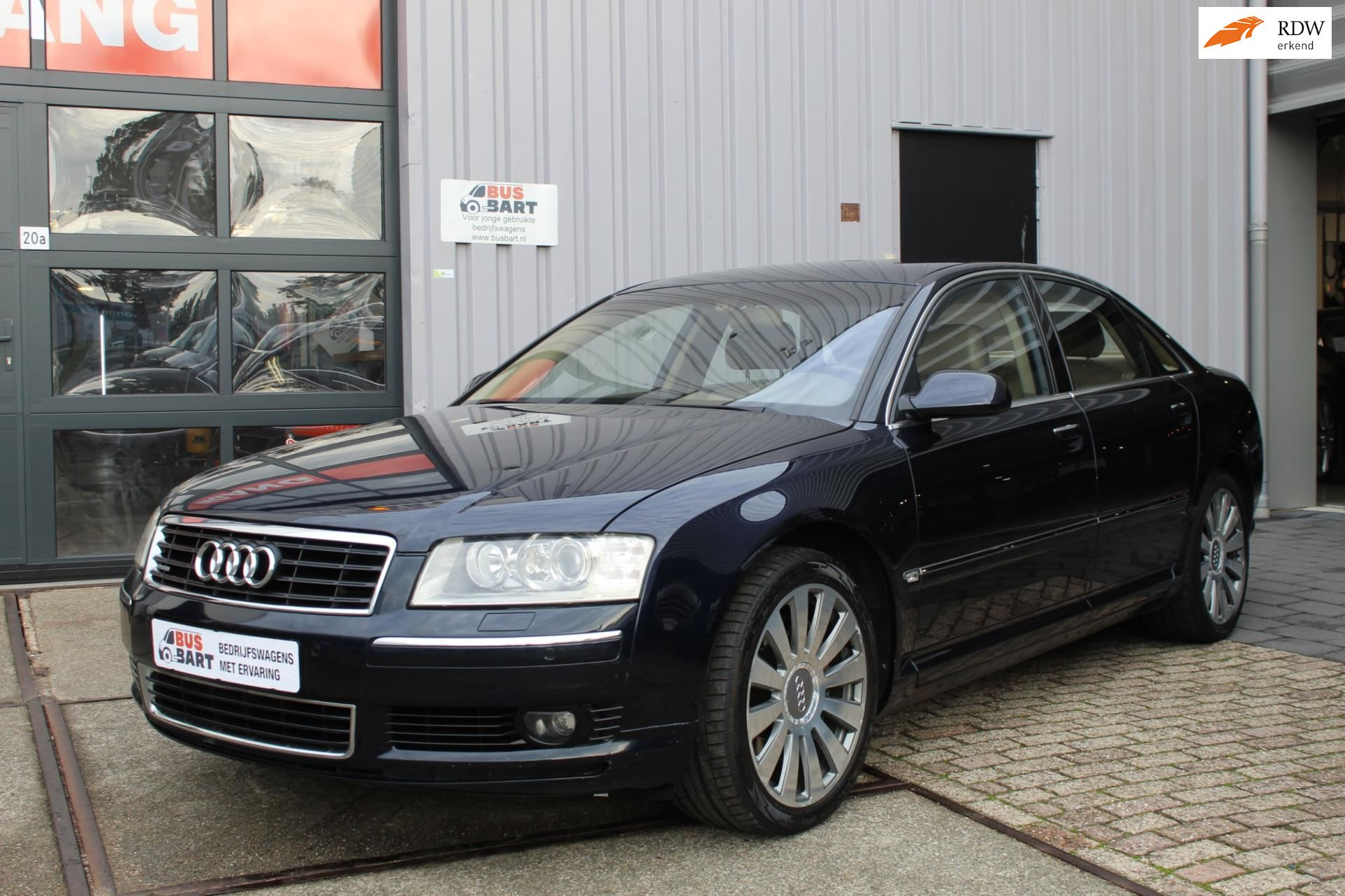 Audi A8 occasion - Bus Bart Bv