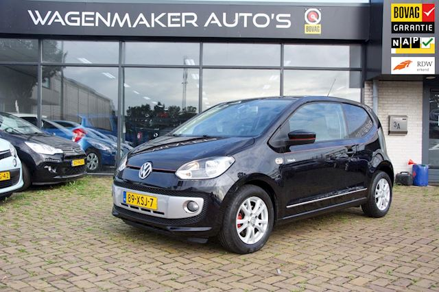 Volkswagen Up! 1.0 move up! BlueMotion|Airco|Cruise|DealerOH!