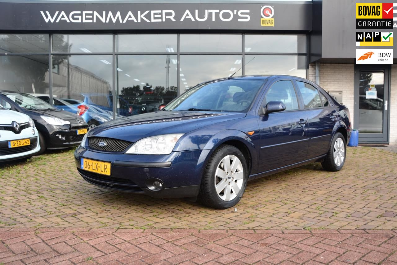 Ford Mondeo occasion - Wagenmaker Auto's