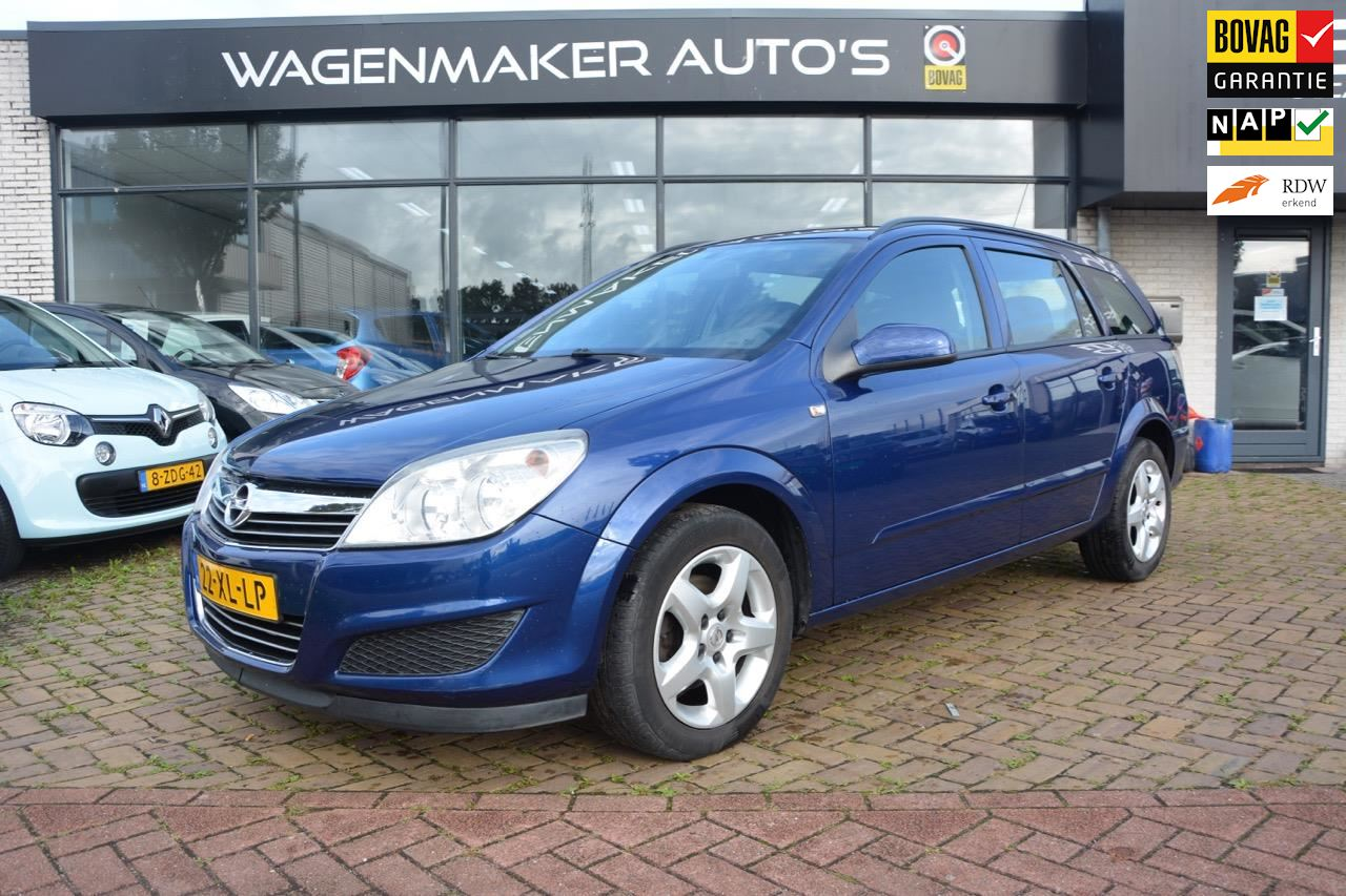 Opel Astra Wagon occasion - Wagenmaker Auto's