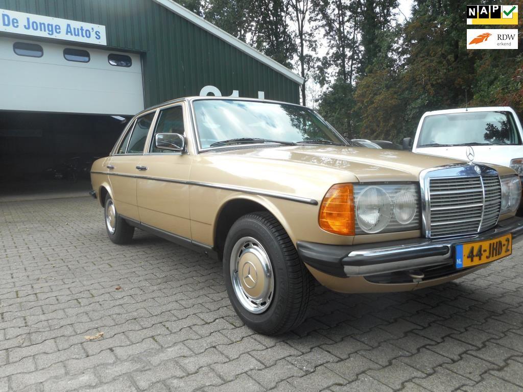 Mercedes-Benz 200-280 W123 occasion - De Jonge Auto's