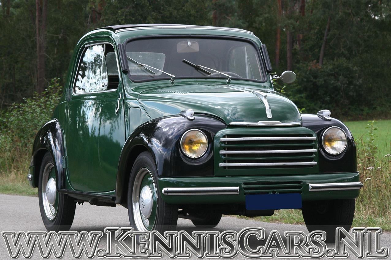 Fiat 1952 Topolino occasion - KennisCars.nl
