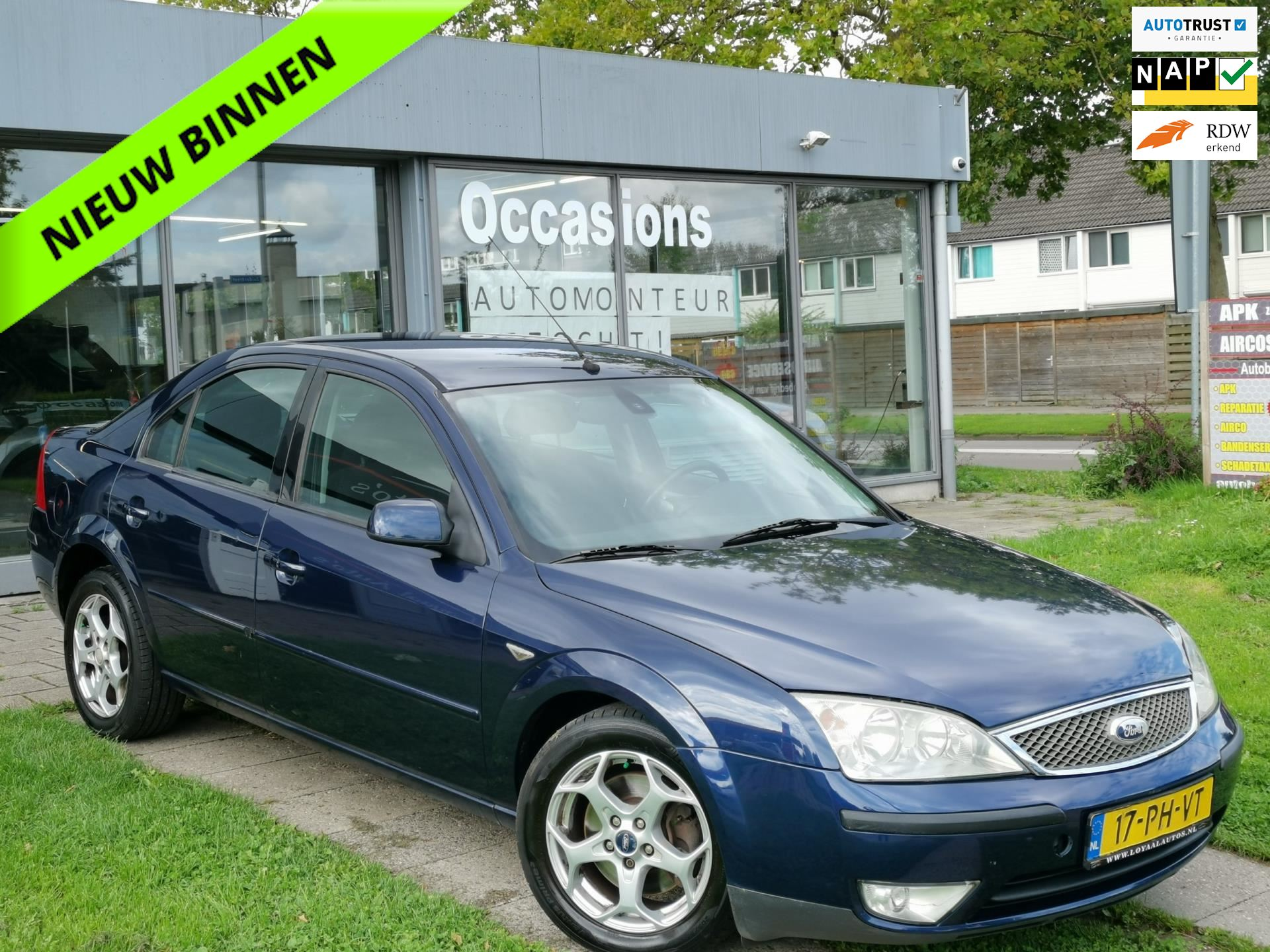 Ford Mondeo occasion - Loyaal Auto's